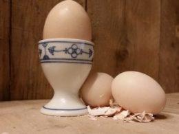 Blau Saks Eierdopjes eierdoppen op voetje