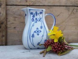 Melkkan, waterkan Blau Saks  0,5 liter