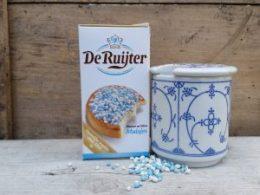 Bewaarpotje Blau Saks voor bijv zoetwaren