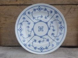 Dinerborden  platte borden    Blau Saks Jäger