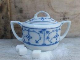 Suikerpot Blau Saks Eisenberg, jager kahla
