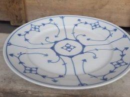 Saks blau Eisenberg, Jager groene stempel Gebakschaal Pannenkoekborden pizzaborden
