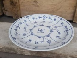Saks blau Jager origineel Design Pannenkoekborden pizzaborden