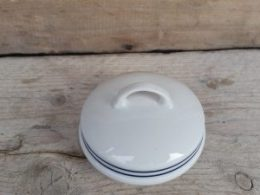 Voorraadpotten/ kruidenpotten losse deksel voor kruidenpotten groot of zoetserie