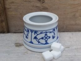 Suikerpot Blau saks Winterling, zonder dekseltje
