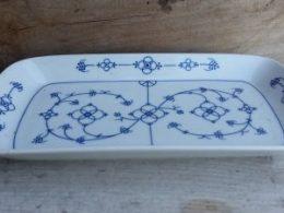 Serveerschaaltje Blau Saks Jager origineel design