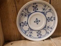 schotel voor koffiekopje Fine Royal Porcelain