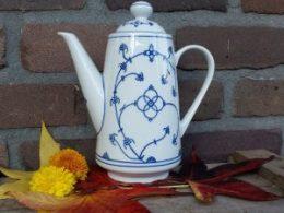 Blau Saks Jager koffiepot, inhoud 1,2 liter