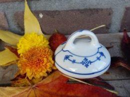 Deksel koffiepot, Blau saks