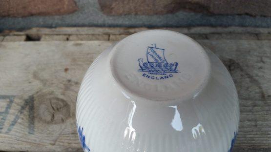 """Kommetje, dipsausschaaltje Furnivals Limited England  """" Denmark Blue """""""