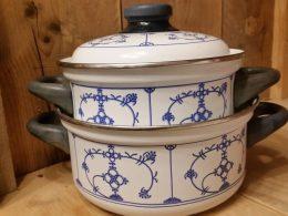 Blau saks pannen kookpannen ketels