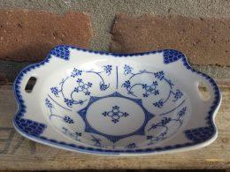 Bonbonschaaltje Indian blue blauw saks