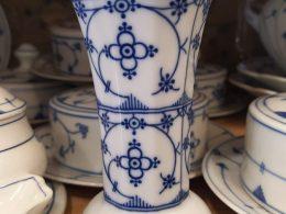 Blau saks bareuther vaasje ,bloemenvaasje , vaas