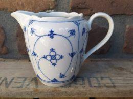 Blau saks wijnkannetje, waterkannetje Bavaria