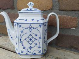 Blauw saks Arabella theepot 1.2 liter